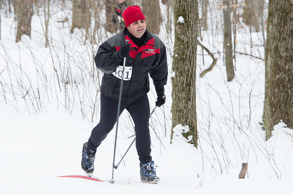 Nordic Skiing and Snowshoeing 02-10-2018