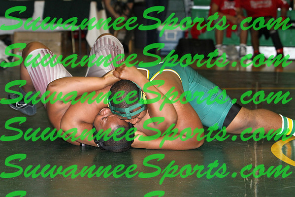 Suwannee High School Wrestling - 2013-14