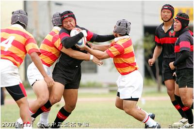 2007年全國中正盃高中組-準決賽-淡江中學 VS 六信中學(TKSH vs LHVS)