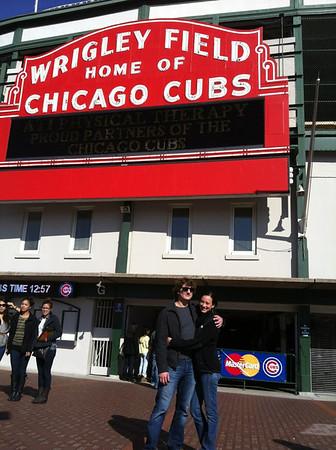 2011-11-08 Adam & Rebecca in Chicago