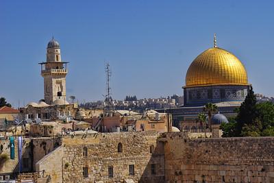 JERUSALEM - 2017