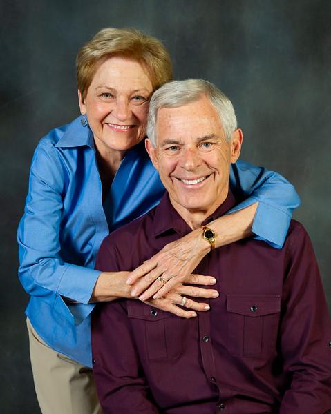 Larry and Carol