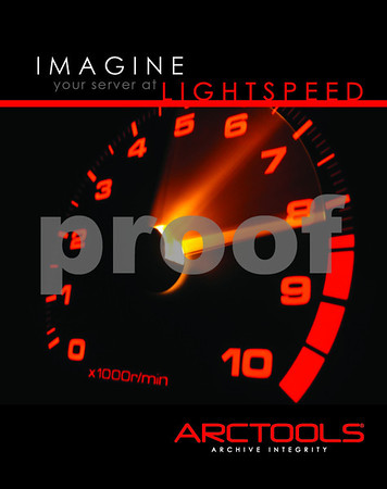 Arctools Folder Ideas
