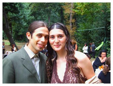 Sirin & Leo's Wedding Cocktail, Istanbul Sept.10 '06