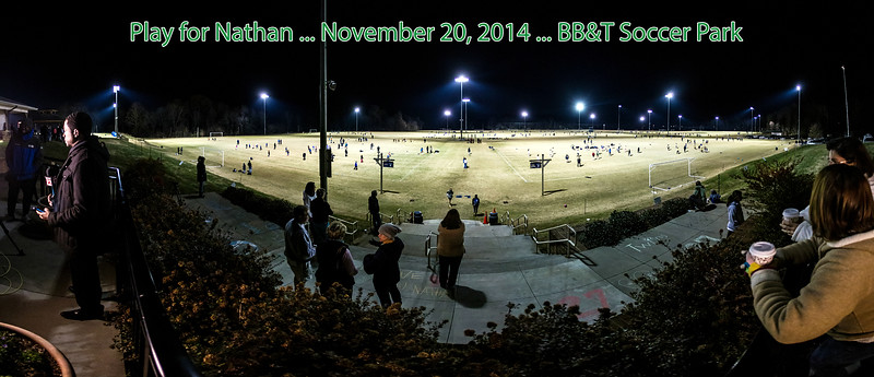 Play for Nathan 11/20/2014