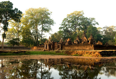 Banteay Srei 女王宫