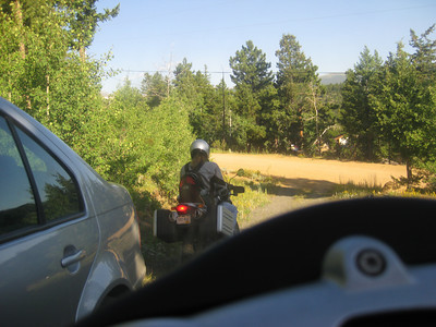 Ride to the Medicine Bow Mountains: Snowy Range