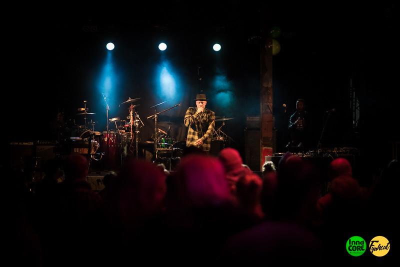 Eek A Mouse performance at KonePajaSali   Helsinki   Saturday 16.11.2019