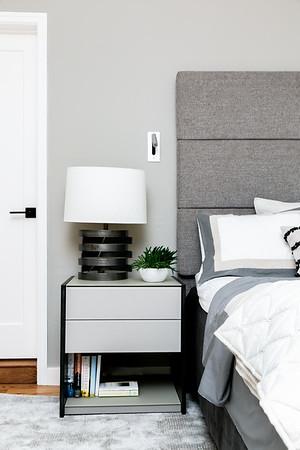 La Jolla Interior Design Photography - Alicia Calhoon Bubnack Bedroom Photographs
