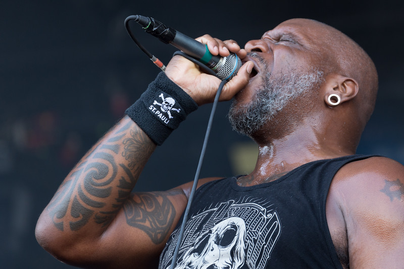 Sepultura, With Full Force