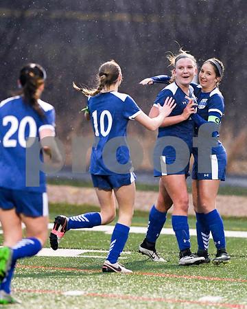 Fenwick vs St. Francis Girls Soccer
