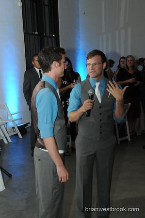 Jay & Adam's Commitment Ceremony (19 Sept 2009)