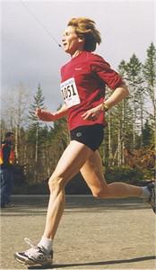 2001 Merville 15K - Wendy Davies