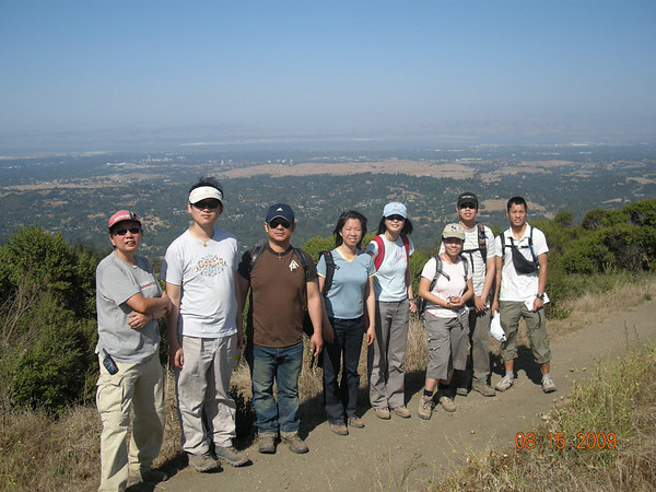 Windy Hill 2009/08/15