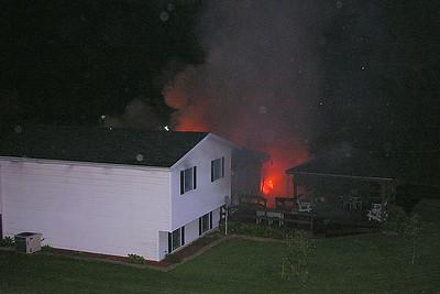 09-02-08 Three Rivers FD House Fire