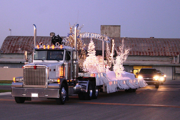 Christmas Float 2011