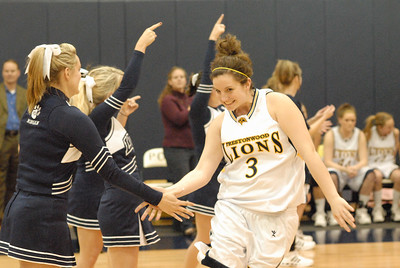 PCA Lady Lions Vs Tyler Grace Chargers Varsity Basketball