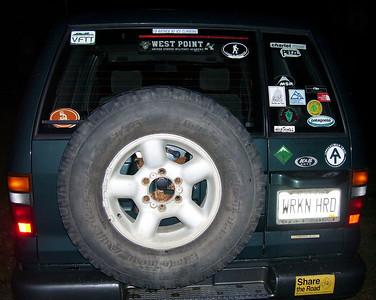 My non-VW's