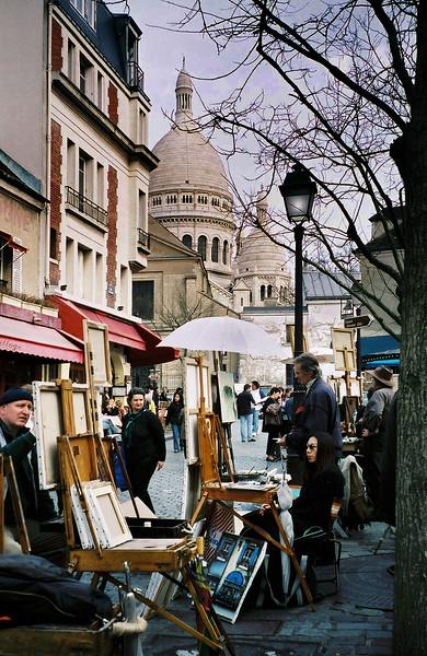 Montmartre Artists.jpg