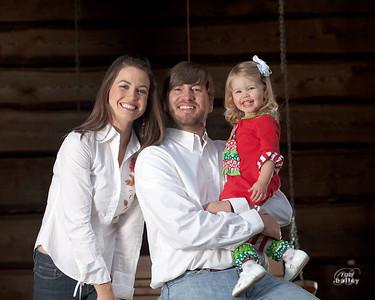 Bailey Family Christmas 2011