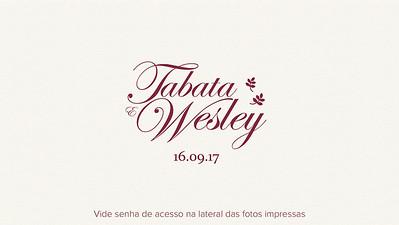 Tabata&Wesley 16-09-17