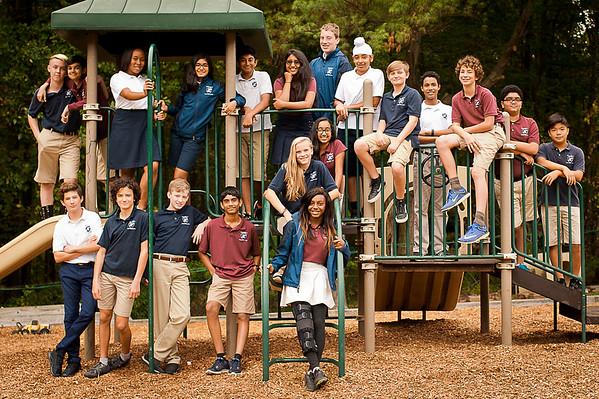 Donna Owen 8th Grade Photos (Class of 2018)