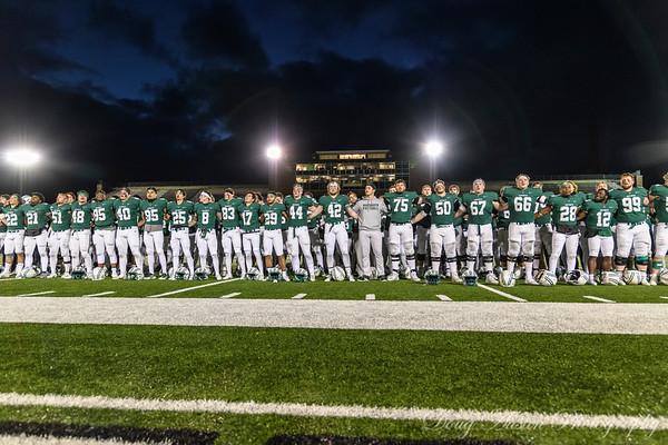 Brown vs Dartmouth Football 2018