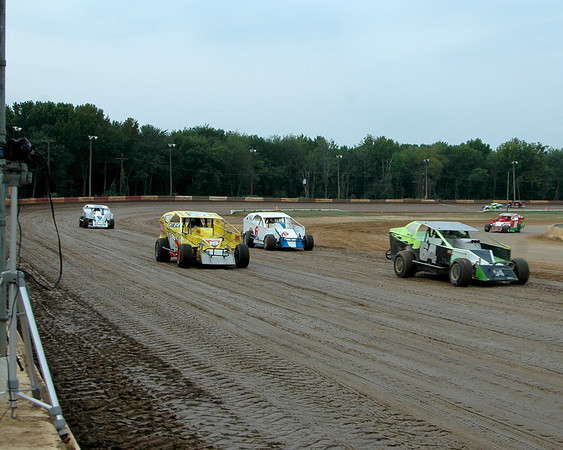 Bridgeport Speedway August 21, 2010