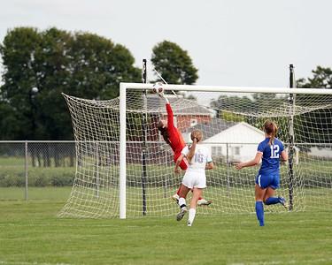 LB Girls' Soccer vs Archbold 1st Half (2020-09-14)