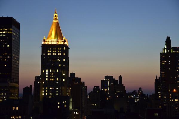 CITY OF LIGHTS LANDSCAPES : NEW YORK CITY