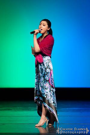 Vocalist Fiona Dawn