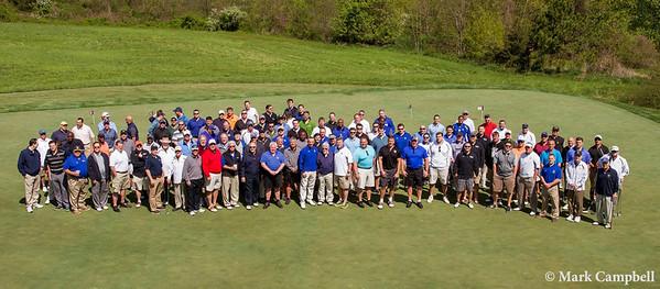 Alumni Golf and Barbecue  5-3-13