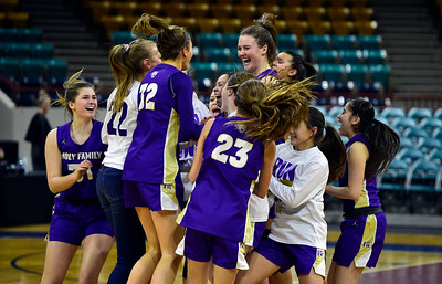 Photos: Holy Family Girls Defeat Green Mountain to Advance to CHSAA 4A Finals