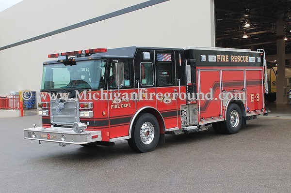Jackson, Michigan Fire Department