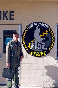 Nellis AFB, 17th WPS - F-15E Strike Eagle, Nov. 15, 2010