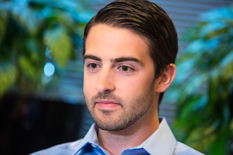Jake Morris, Audit Manager