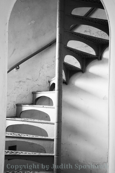 The Lighthouse Stairway