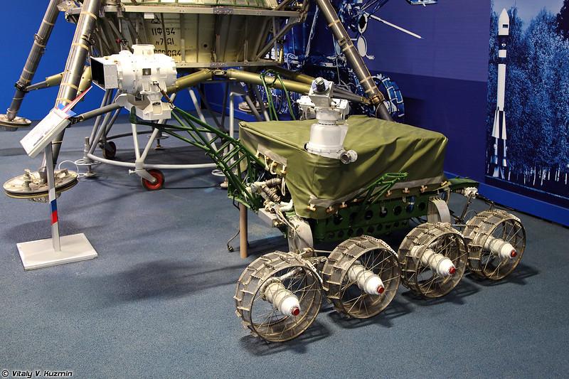 Луноход серии Е-8 (E-8 lunar rover)