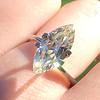2.86ct Antique Marquise Cut Diamond, GIA N VS1 22