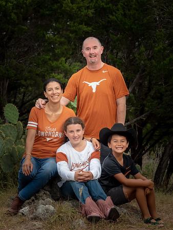 Wilson Family, August 2019