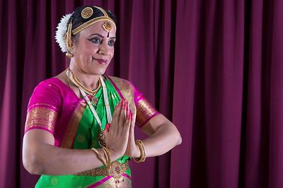 Nalini Shankar - Dance Portfolio
