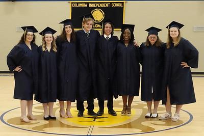 CIS Graduation 21