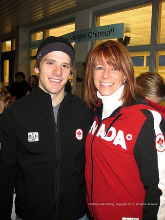 Go Vaughn Chipeur Go! Vancouver Olympics
