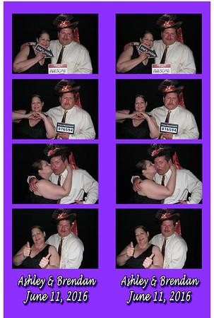 Ashley and Brendan's Wedding 6-11-16