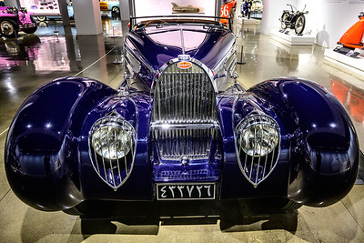 Petersens Automotive Museum Gallery 9-25-2019