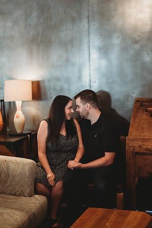 Renay + Matt {engagement session}