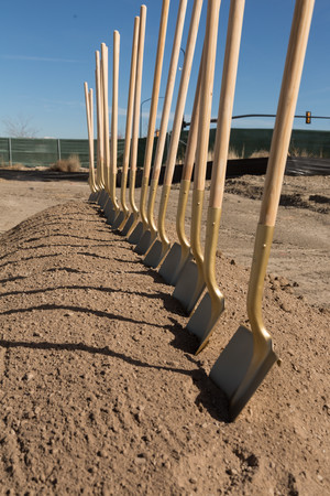Zagg Bldg Ground Breaking 2-19-15