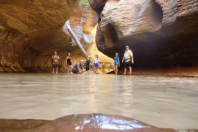 2011 Zion National Park Canyoneering