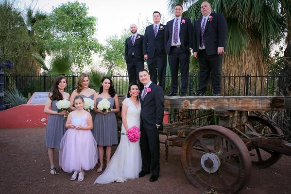 Katie Boxwell & Kevin Varga Wedding