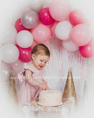 Blakely Turns 1 - 2021